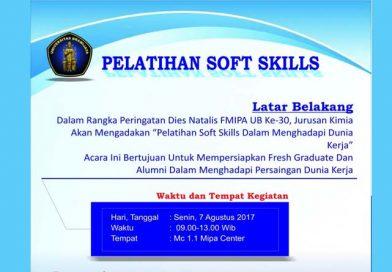 Pelatihan Softskills Dalam Menghadapi Dunia Kerja