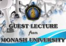 Kuliah Tamu dari Monash University