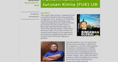 FIJK UB 'acedemic atmosphere'