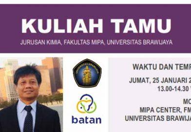 (Indonesia) Kuliah Tamu dari BATAN